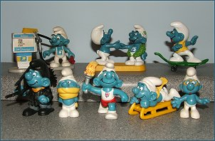 UK Smurf Variations