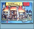 Smurf Castle Playset